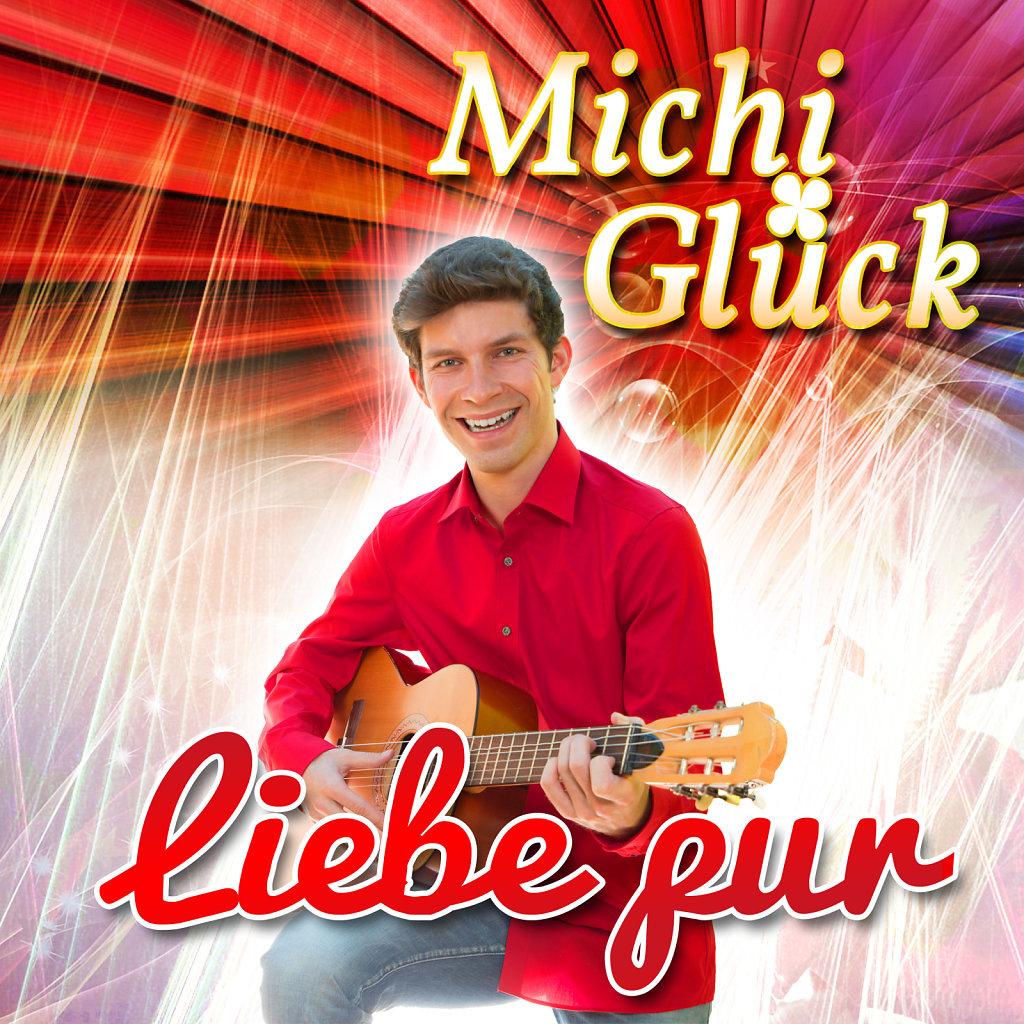 """Michi Glücks brandneuer Song """"Liebe Pur"""""""