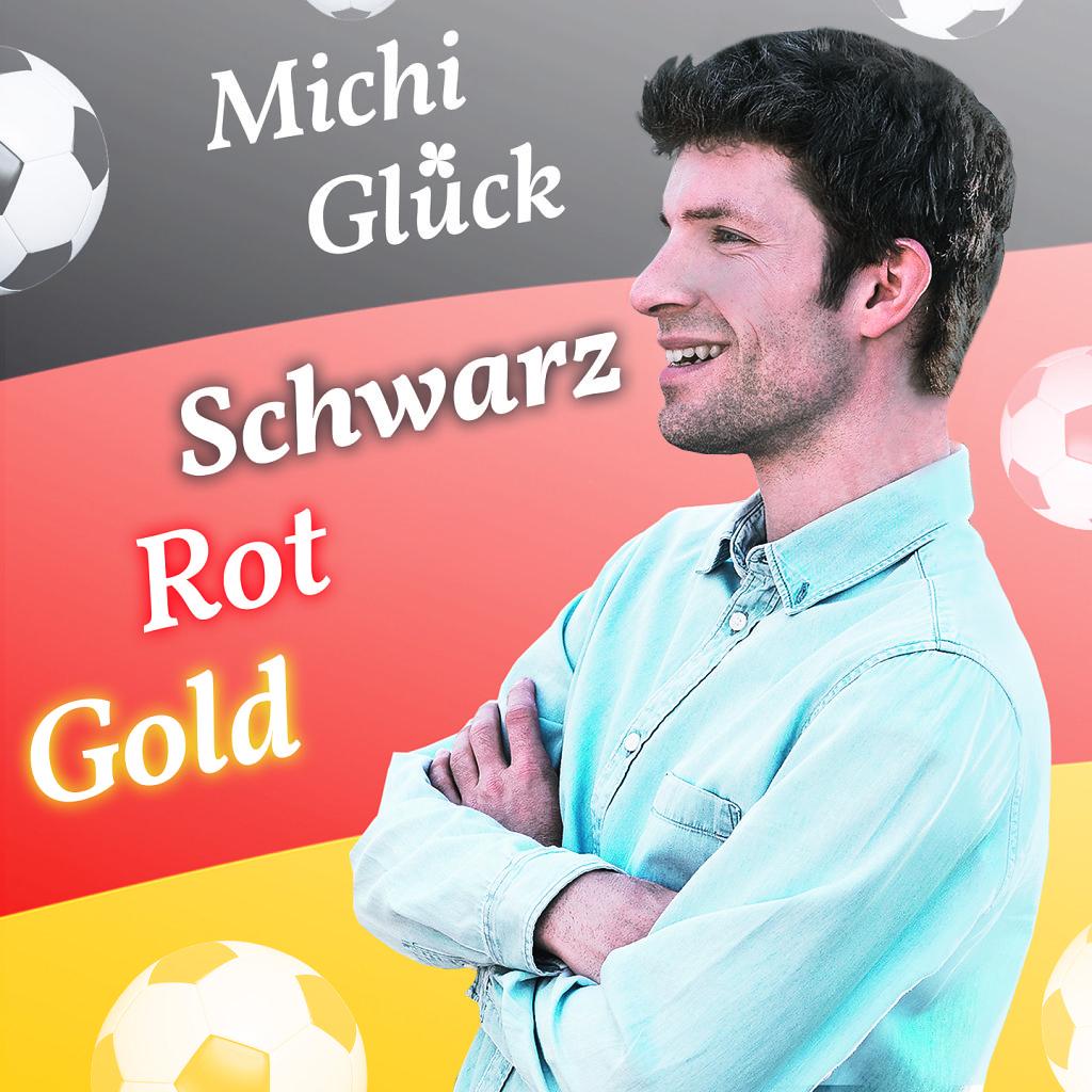 Schwarz Rot Gold - DER WM Hit 2018
